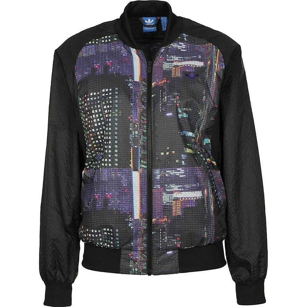 Adidas Tokyo Superstar Track Top S19951 universal summer women jackets