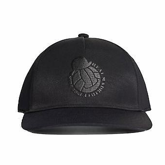 2018-2019 Real Madrid Adidas CW S16 Cap (schwarz)