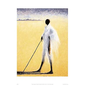 Long Shadow Poster Print by Tilly Willis (16 x 20)