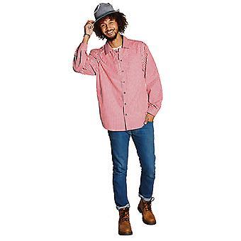 Traje camisa camisa vermelha YODEL Oktoberfest traje para homens