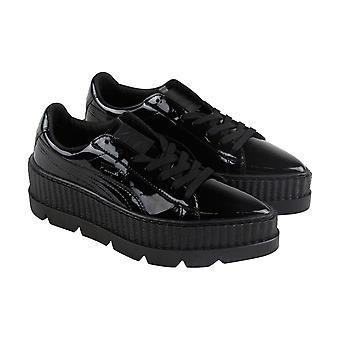 Puma Womens Fenty by Rihanna Riri Black Pointy Creeper 36627001 Shoes