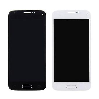 Stuff Certified ® Samsung Galaxy S5 Mini Display (LCD + Touch Screen + Parts) A + Quality - Blue / White