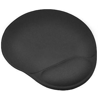 TRIXES schwarze Maus Pad/Mat