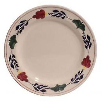 Boerenbont Plate 21 cm, 6 pieces