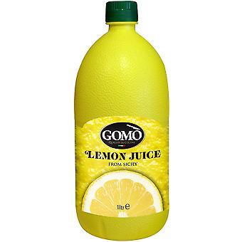 Gomo sizilianischen Zitronensaft