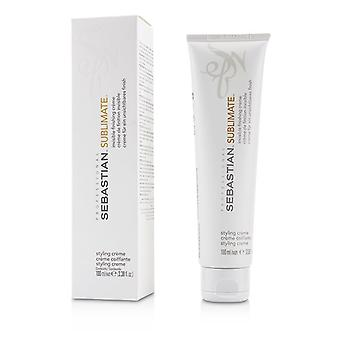 Sebastian Sublimate Invisible Finishing Crme (Styling Crme) - 100ml/3.38oz