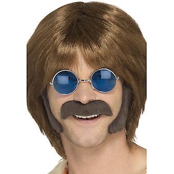 Conjunto de disfraz de hippie