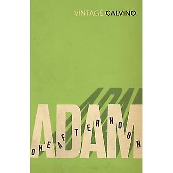 آدم-واحد بعد ظهر اليوم قبل إيتالو كالفينو-كتاب 9780099287032