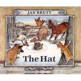 The Hat Board Book by Jan Brett - 9780399234613 Book