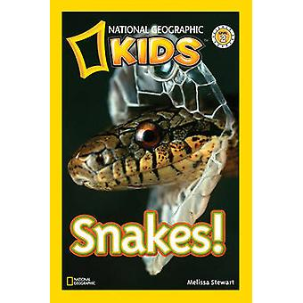 Snakes by Melissa Stewart - 9781426304286 Book