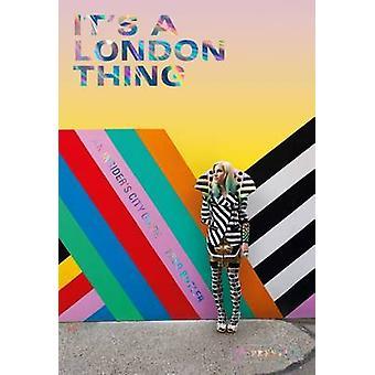C'est une chose de Londres - Guide de la ville un initié par Fred Butler - 9783791