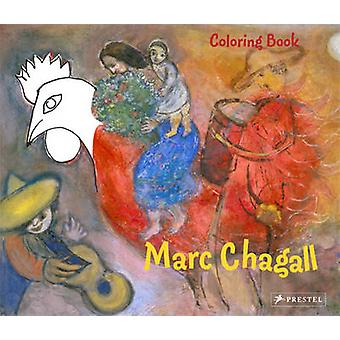 Coloring Book Chagall by Doris Kutschbach - 9783791370057 Book