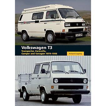 Volkswagen T3 - Transporter - Caravelle - Camper en Vanagon 1979-1992