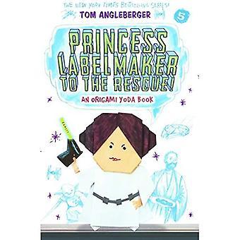 Princess märkmaskin till undsättning! (Origami Yoda)