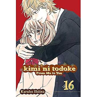 Kimi Ni Todoke 16