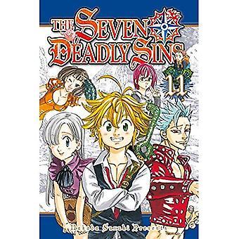 Seven Deadly Sins 11, le