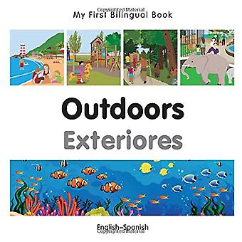 My First Bilingual Book - Outdoors - Spanish-English