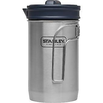 Stanley Adventure 32 oz. Cook and Brew Set with Locking Handle - Stainless Steel