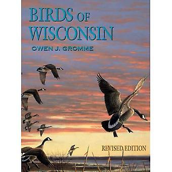 Fåglar i Wisconsin