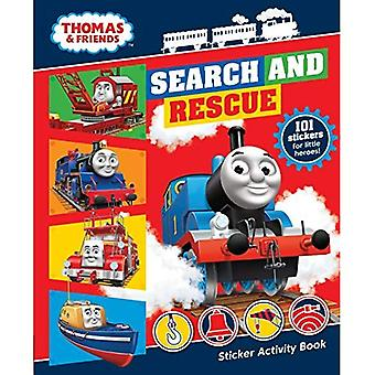 Thomas & Friends: Search and Rescue Sticker Activity� Book