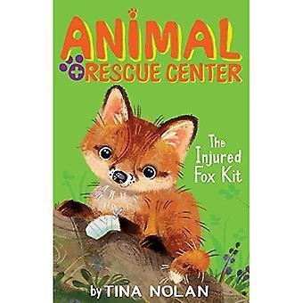 The Injured Fox Kit (Animal Rescue Center)