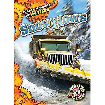Snowplows (Mighty Machines in Action)