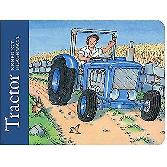 Tractor [Board book]