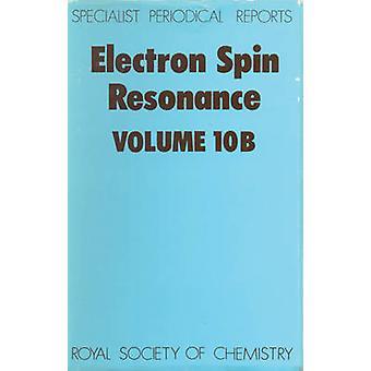 Elektron spinn resonans volym 10B av Symons & M C R