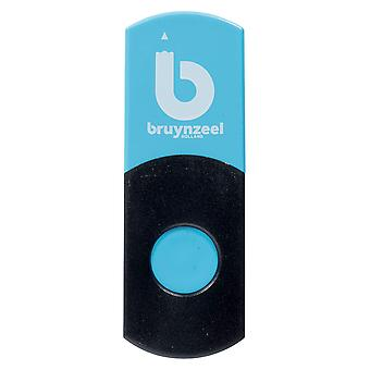 Bruynzeel Assorted Colour 2 in 1 Sharpener Eraser