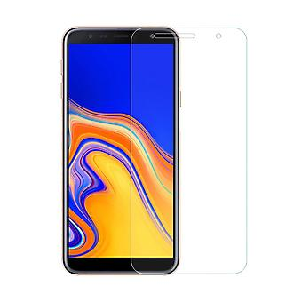 Samsung Galaxy J4 + plus tank protection display glass tank slide 9 H glass - 3 units