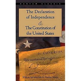Die Erklärung der Unabhängigkeit und der Verfassung der Vereinigten St.