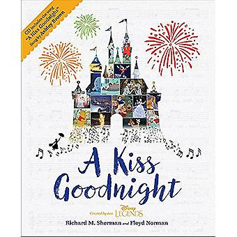 A Kiss Goodnight by Floyd M. Norman - 9781484782286 Book