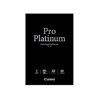Canon A3 Pro Platinum 20sh