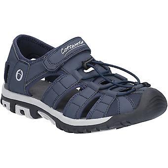 Cotswold mens Tormarton gesloten teen visser wandelen sandalen
