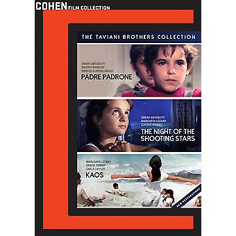 Taviani Brothers Collection [DVD] USA import