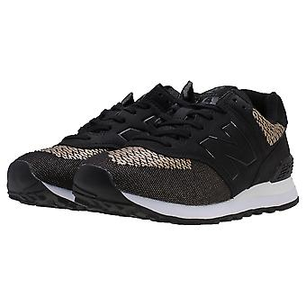 New Balance Women's Ml574 Tech Raffia