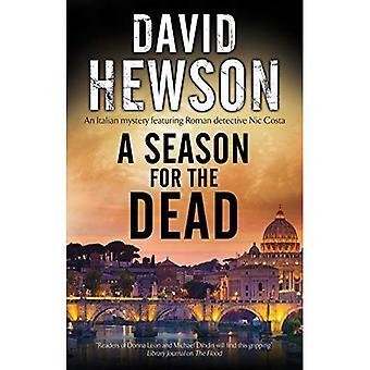 Eine Saison für die Toten (ein Nic Costa italienische Rätsel)