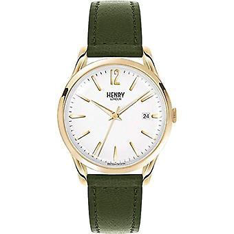 Henry London Clock Man ref. HL39-S-0098