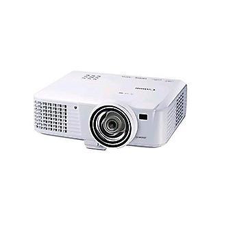 Canon lv-wx310st videoprojector dlp wxga 3100 ansi lumen 16:10 hdmi lan