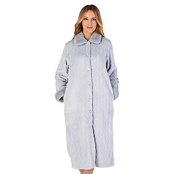 Slenderella HC4336 Women's Housecoats Dressing Gown