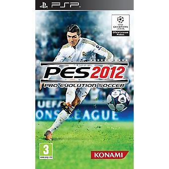 Pro Evolution Soccer 2012 (PSP) - Usine scellée
