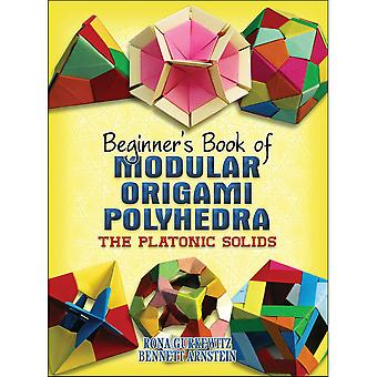 Dover Publications Beginner's Book Of Modular Origami Dov 46172