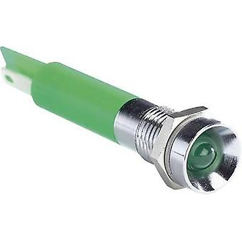 LED indicator light Green 24 Vdc