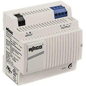 WAGO 787-1021 DIN Rail Power Supply , 1-Phase