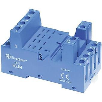 Relay socket 1 pc(s) Finder 96.04 Compatible with
