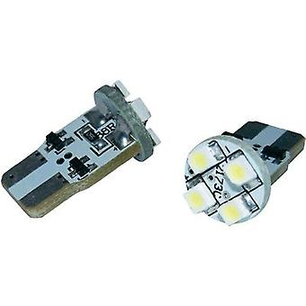Interior LED bulb Eufab T10 0.8 W 8000 K