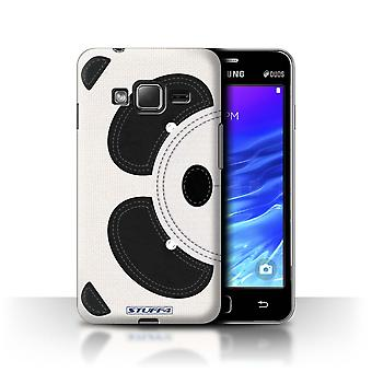 STUFF4 Case/Cover for Samsung Z1/Z130/Panda/Animal Stitch Effect
