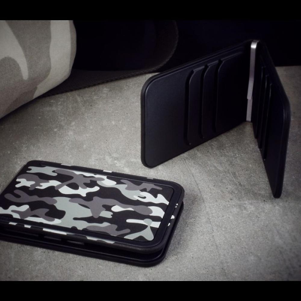 Dosh Luxe Wallet - Camo
