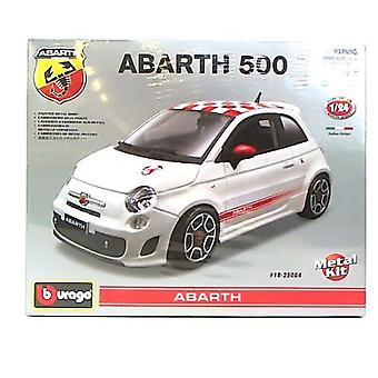 Burago Abarth 500 (Toys , Vehicles And Tracks , Mini Vehicles , Cars)