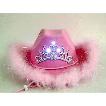 Guirca Diadema Hat With Lights And Boa (Costumes)